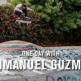 One Day With: Emmanuel Guzman