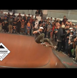 Oskar Rozenberg Hallberg aka Oskie at CPH Open Bowl Jam