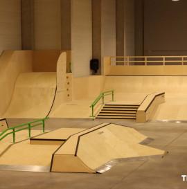 Otwarcie krytego skateparku w Krakowie