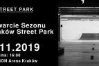 Otwarcie Sezonu Kraków Street Park - 3.11.2019