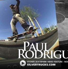 P-Rod @ Stoner Plaza Video