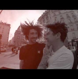 Paris? Trust In Dustin Dollin | #TrulyLiveParis | Volcom Skateboarding