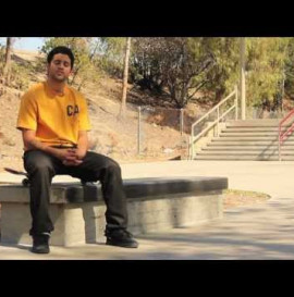 Paul Rodriguez - Switch Heel