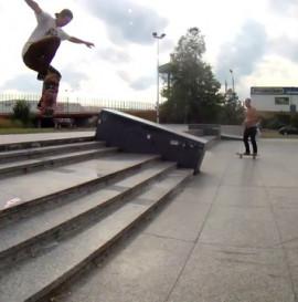 Picnic skateshop CZ - Zajebiście w Katovicach