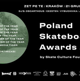Poland Skateboard Awards 2019