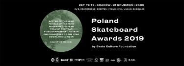 Poland Skateboard Awards 2019