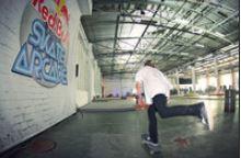 Polski finał Red Bull Skate Arcade 2014