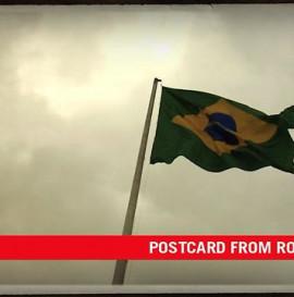 Postcard from Brazil with Rodrigo TX