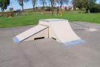 Prefabrykat skatepark - bubel