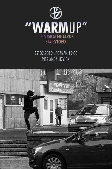 "Premiera ""Warmup"" Skate Video - Bizzy Skateboards"