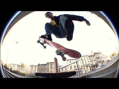 """PREMIERE: Rave Skateboards' """"153 Rue Du Palais Gallien"""""""