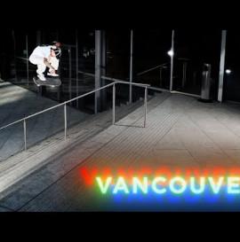 "Primitive Skate | Spencer Hamilton's ""Vancouver"" Part"