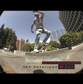 Primitive Skate x Biggie Promo Video
