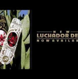 Primitive Skateboarding Presents the Paul Rodriguez Luchador Pro Model