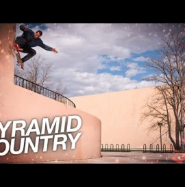 """Pyramid Country """"Distant Mind Terrain"""" Video"""