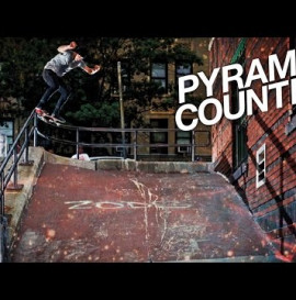 "Pyramid Country's ""Ripplescape"" Video"