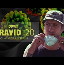 Quarantine Sessions with David Gravette and Fiends!