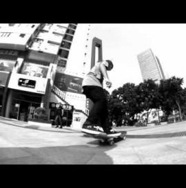 Quiksilver Skate Team in MACAO
