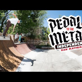 RAW MAYHEM w Russell, Hewitt, and Mountain | PEDAL TO THE METAL