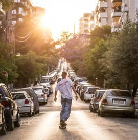RAW Streets | Daniel Jakś / Harrpagan / Dynastine Skateboards