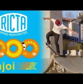 Ricta Wheels x Enjoi: Ricta Slix