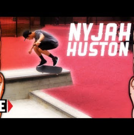 RIDE CHANNEL - HIGH FIVED - NYJAH HUSTON