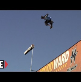 RIDE CHANNEL - JONO SCHWAN - 1080 ON MEGARAMP AT WOODWARD WEST