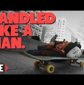 RIDE CHANNEL - SLAMS - HANDLED LIKE A MAN! DEMETRIUS BRADFORD