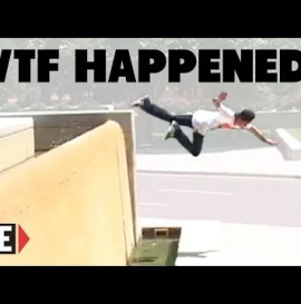 RIDE CHANNEL - SLAMS - WTF JUST HAPPENED?