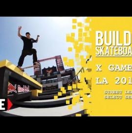 RIDE CHANNEL - X GAMES LA 2013 - STREET LEAGUE SELECT SERIES - RYAN DECENZO WINS