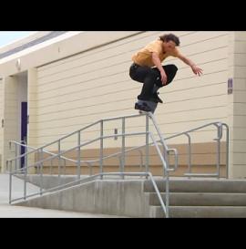 """Rough Cut: Evan Smith's """"Spitfire"""" Part"""