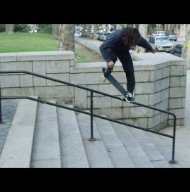 "Rough Cut: Franky Villani's ""Welcome to Dickies"" Part"