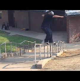 "Rough Cut: Jamie Foy's ""Field"" Part"