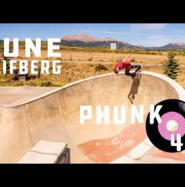 """Rune Glifberg's """"Phunk 45"""" Part"""