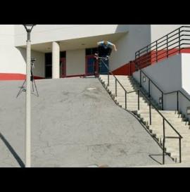 Ryan Alvero - Welcome to BONES WHEELS