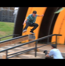 RYAN GALLANT, MATT MILLER, EXPEDITION AT WOODWARD
