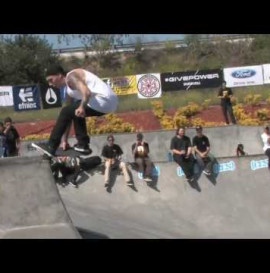 Ryan Sheckler's Skate for a Cause 2012