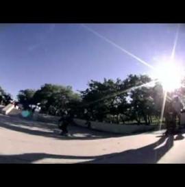 Ryan Sheckler & Torey Pudwill at Wilson Skatepark (Chicago)