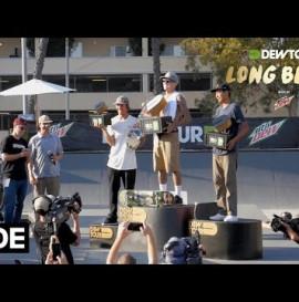 Ryan Sheckler Wins Dew Tour Long Beach 2016