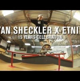 Ryan Sheckler x etnies 15 Year Party