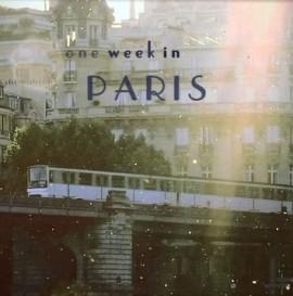 éS presents: John Tanner, A Week In Paris