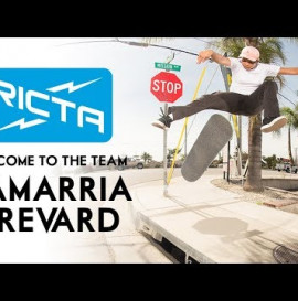 Samarria Brevard - Welcome To The Team!