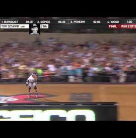 Schaar wins Skateboard Big Air