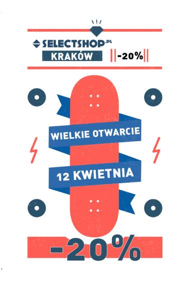Select Shop w Krakowie