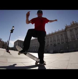 SH MADRID SKATE TOUR