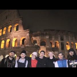 SH ROME skate tour