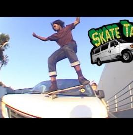 """Shake Junt's """"Skate Tank"""" teaser"""