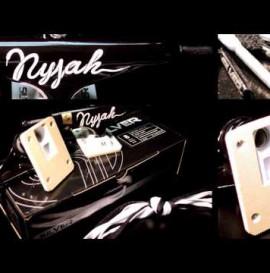 Silver Trucks - Nyjah Huston Sneaker Series M-Class Trucks