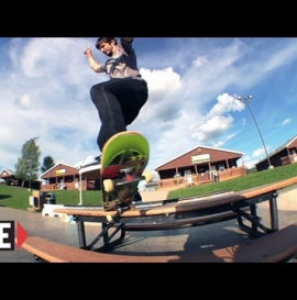 Skate Camp Woodward with Jamie Thomas and the Zero Team