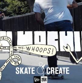 Skate & Create 2013: Toy Machine 'Whoops!'